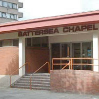Michelle Guthrie, Literacy Tutor, Battersea Chapel
