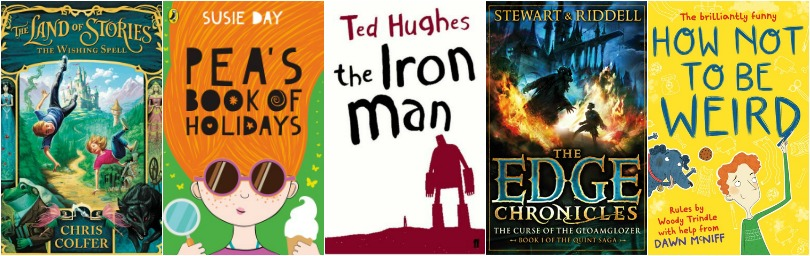 5 Summer Reads: Key Stage 2