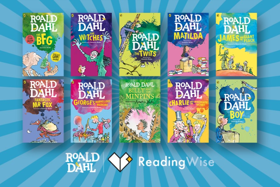 Keep the excitement of Roald Dahl Day 2019 alive all term