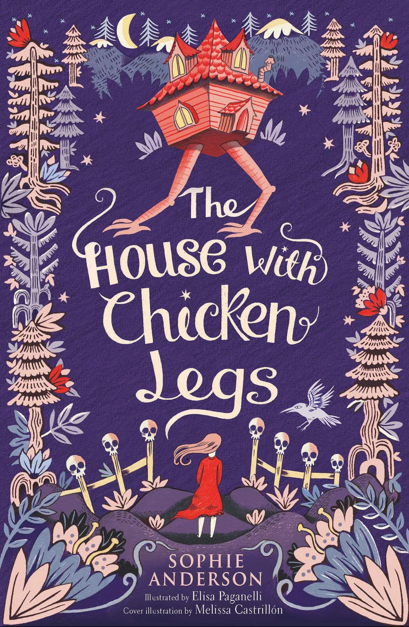 The House with Chicken Legs - Vocabulary