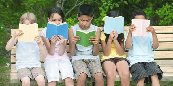 Three ways to help your reluctant readers